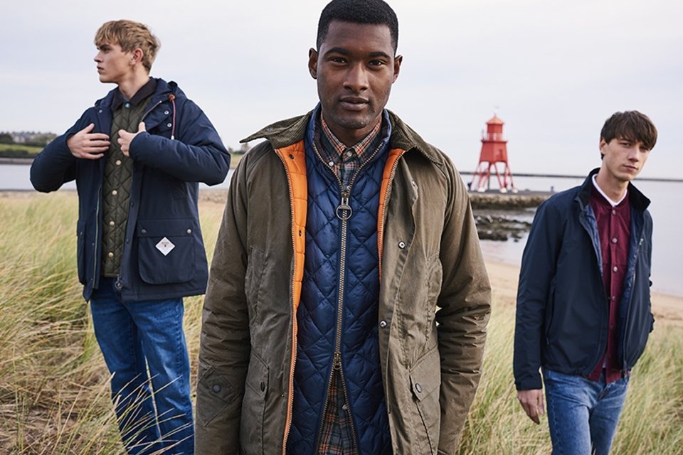 barbour beacon campagne