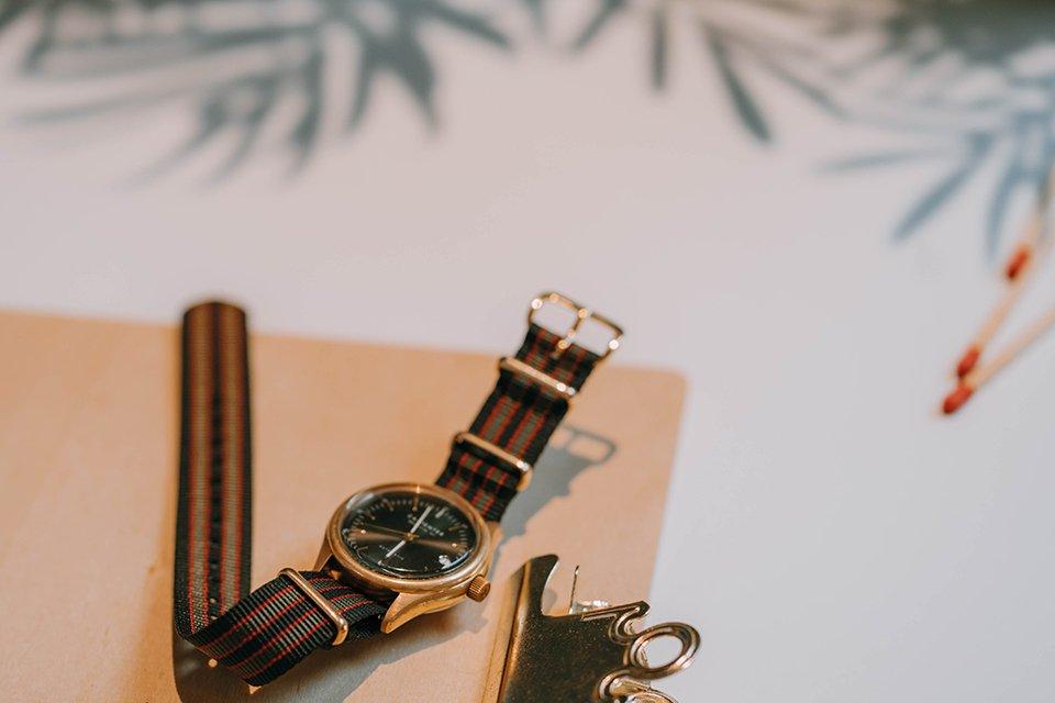montre bracelet nato james bond