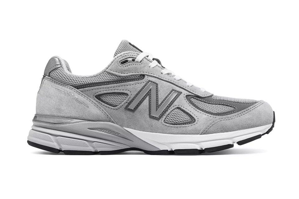 New balance 990 v4 grey