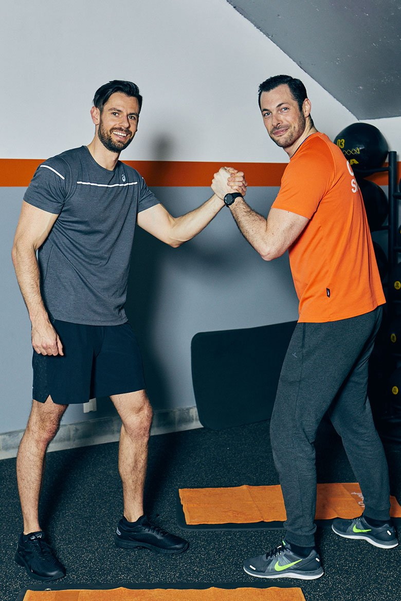 coaching max l'appart fitness