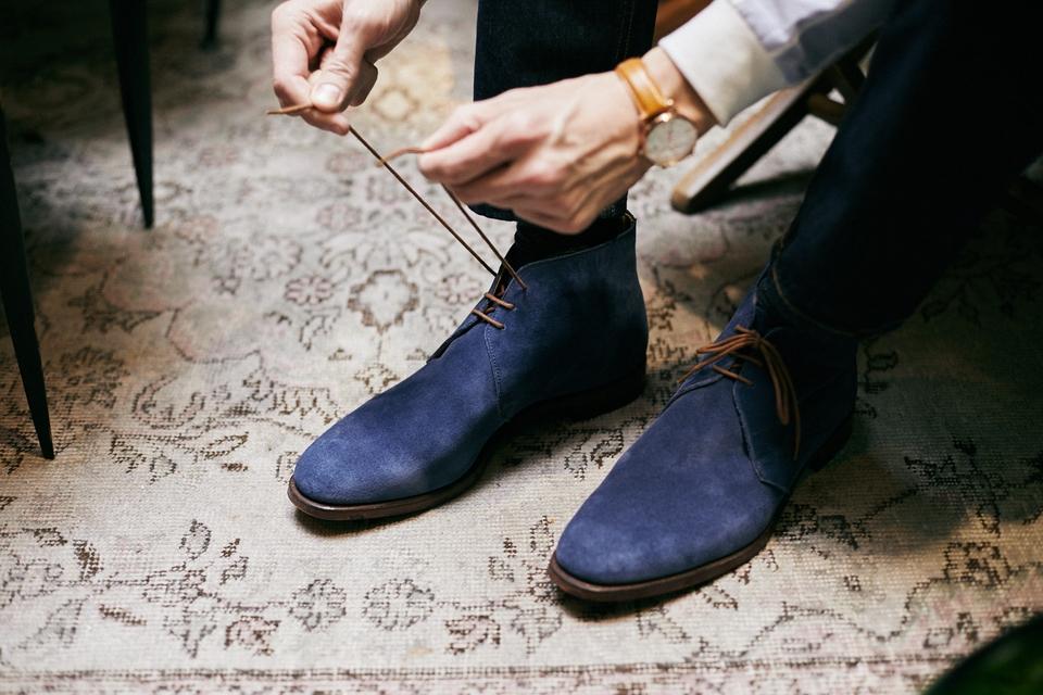 Crockett Jones Chaussures