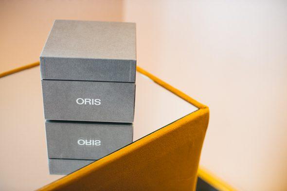 Oris Big Crown Pointer Date Boite