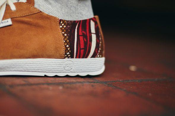 Panafrica Harmattan Chaussure