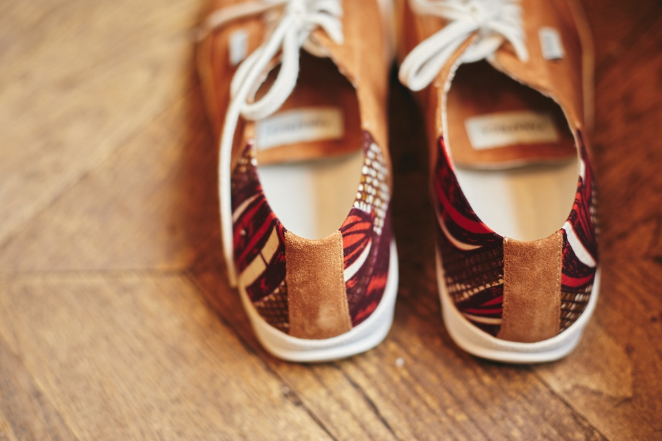 Panafrica Harmattan Sneakers