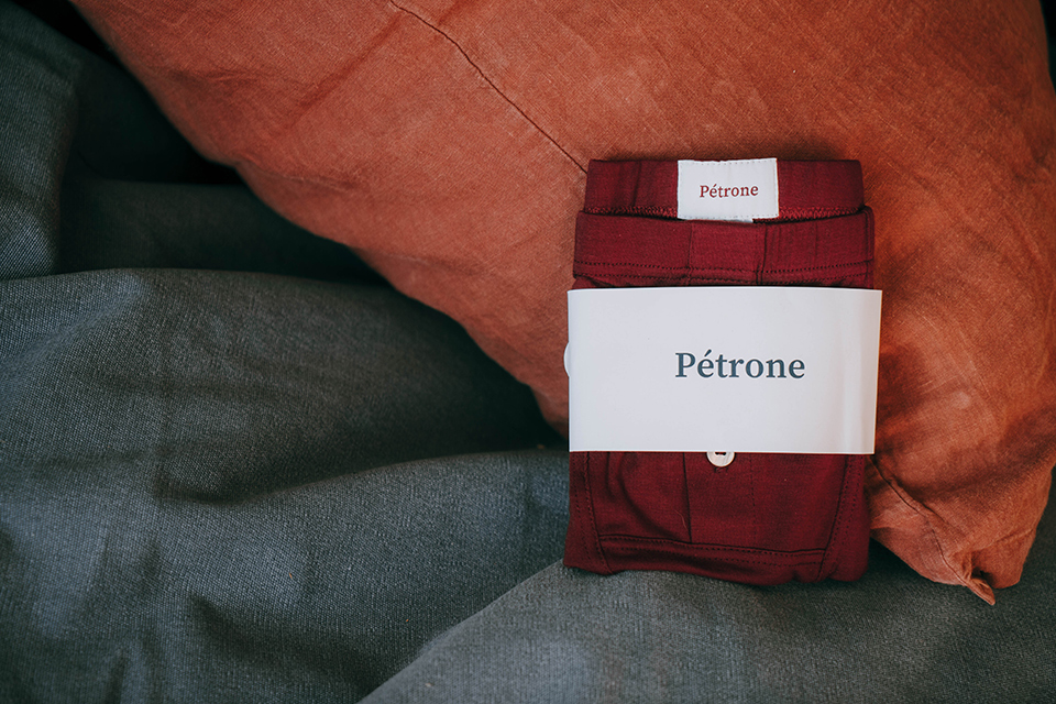 Boxer Petrone Emballe