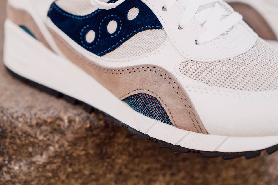 details saucony shadow 6000