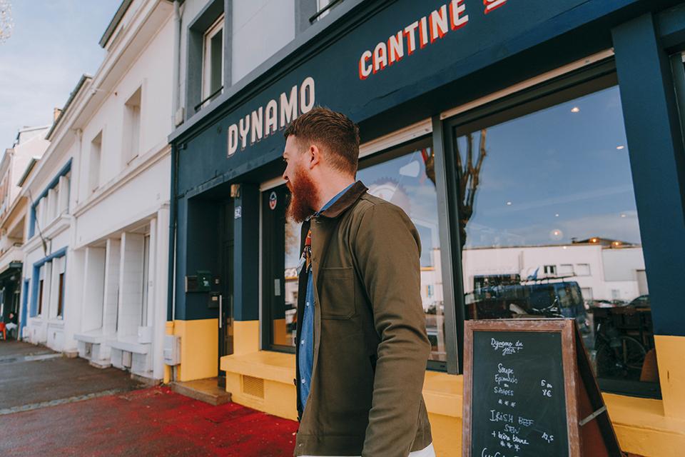 Dynamo Look Exterieur