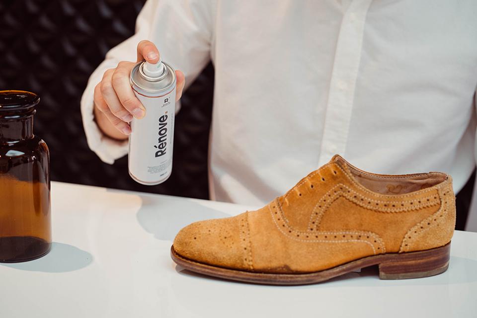 Entretien Cuir Renovateur Chaussure