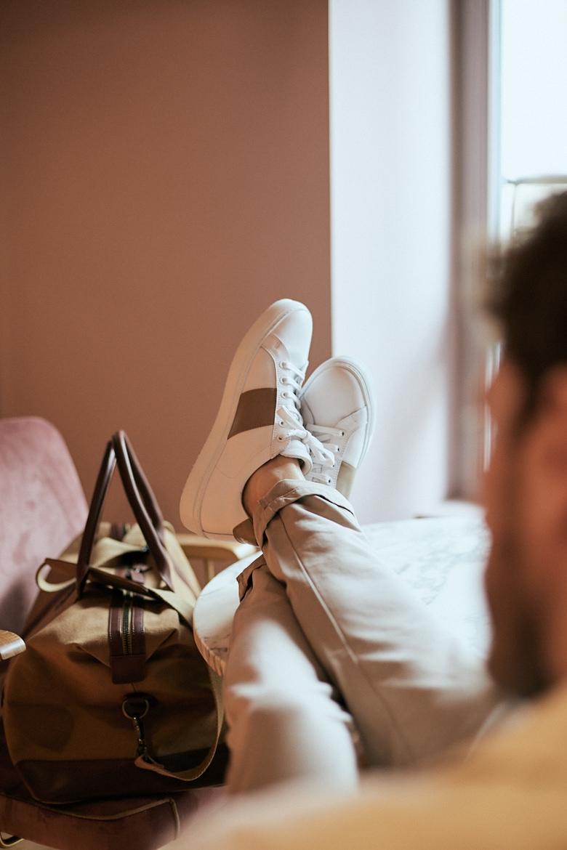 Look Tommy Sneakers