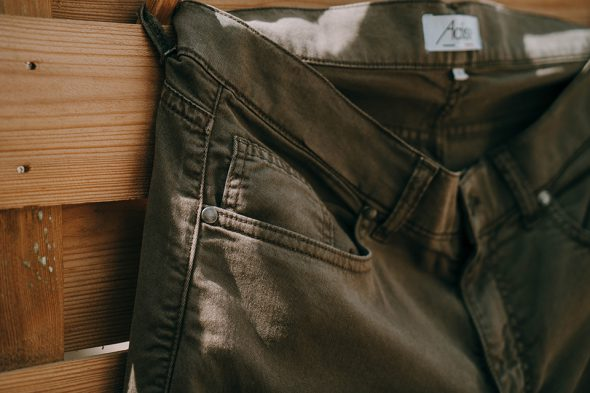 Pantalon Aatise Coin Pocket
