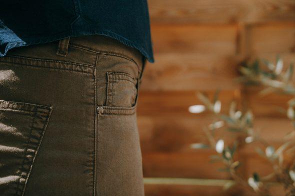Pantalon Aatise Rivet