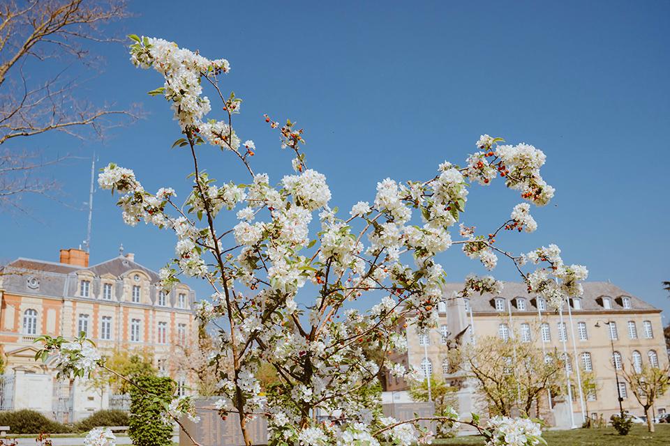 Rennes jardins