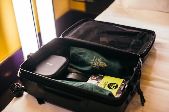 Valise Thule Revolve Chaussures