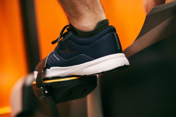 chaussures pour debutants salle de sport