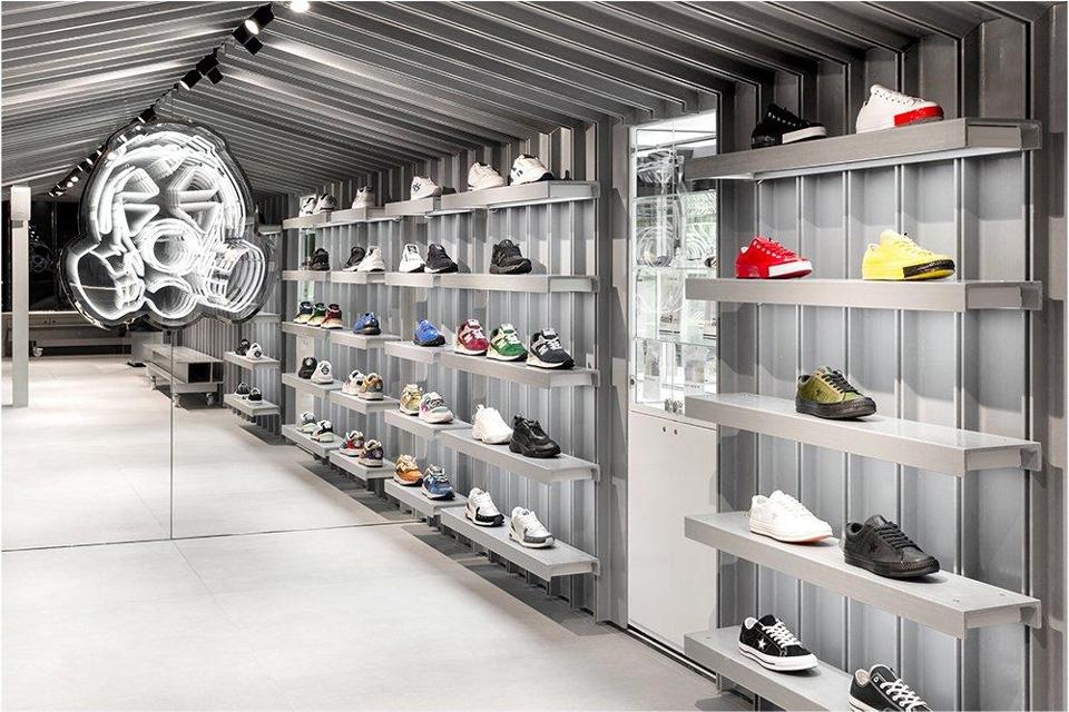 Footpatrol Sneaker Shop