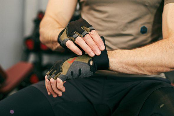 gants de musculation nike salle de sport
