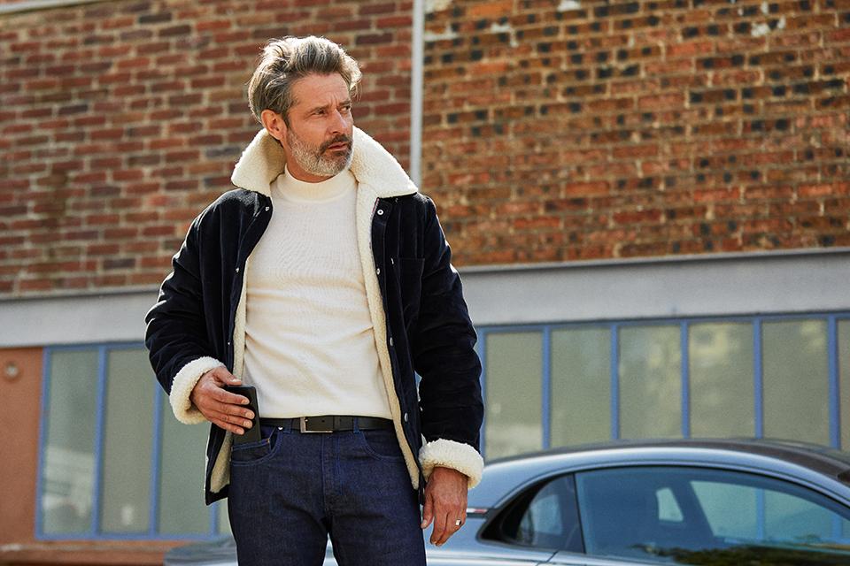 Jeans Tuffery Alpine Homme Voiture