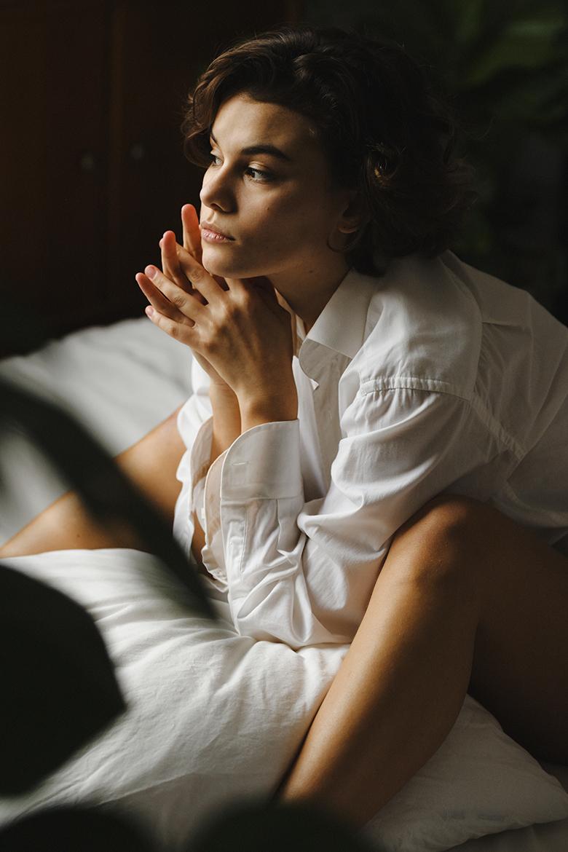 Maya Marguerite par Marc Hervouet