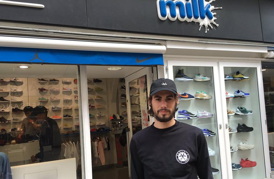 Milk Store Nantes