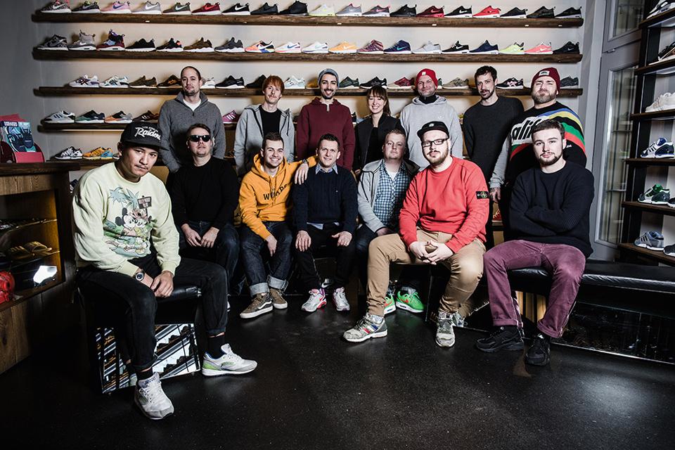 Overkill Berlin Sneakers