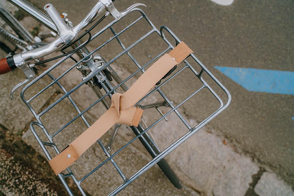 Porte-bagage avant vélo