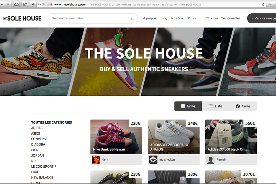 The Sole House