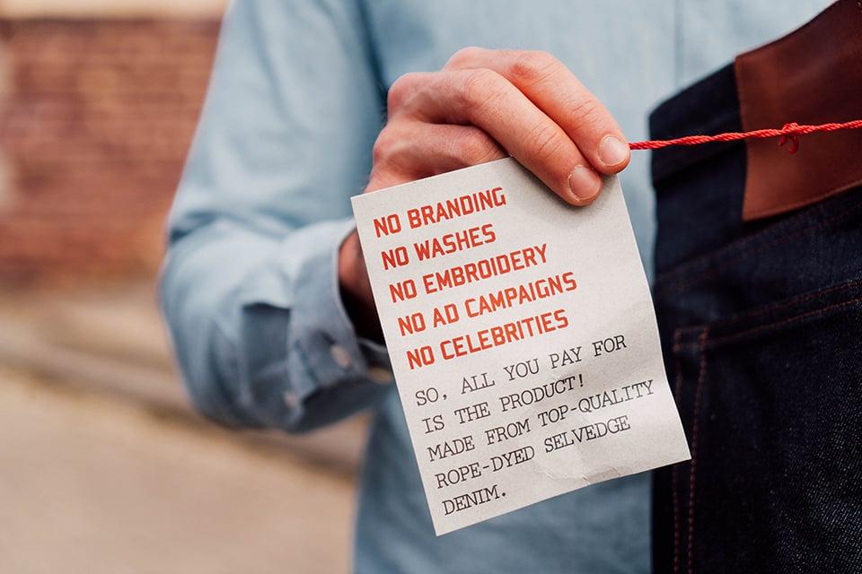 Unbranded Brand Etiquette-Dos