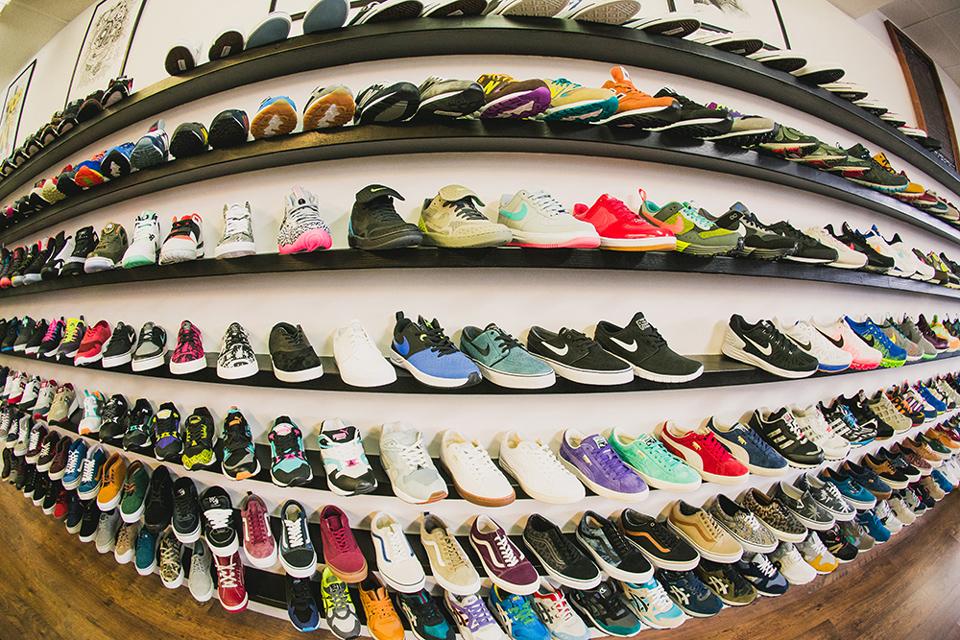 Urban Industry Sneakers Shop