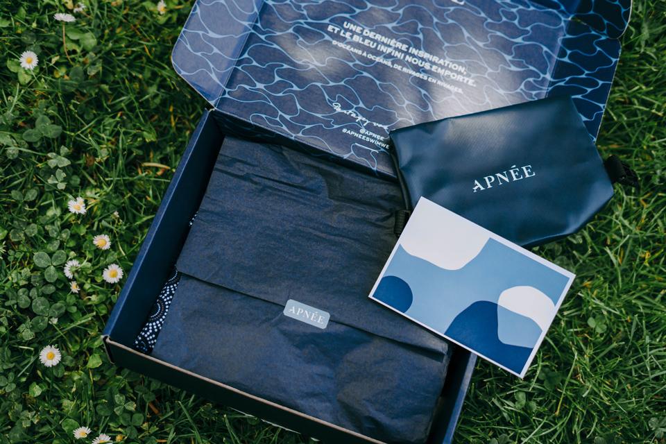 apnee ecume packaging