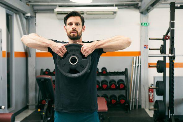 echauffement circuit training pour prendre du muscle epaules 2