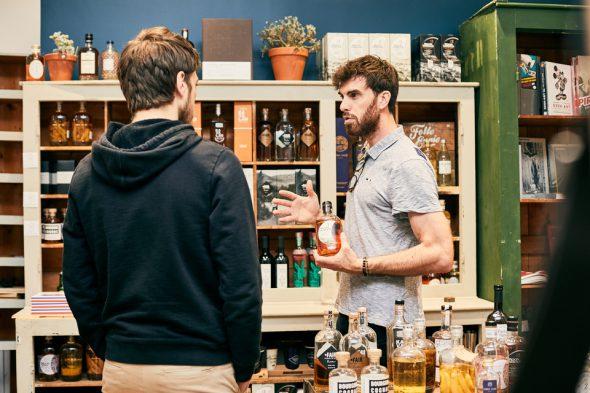 Garconniere Bordeaux Whisky