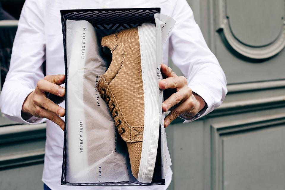 Jules Jenn Sneakers