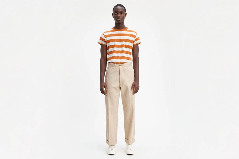 Levi's Vintage Clothing Cinch Back Pants