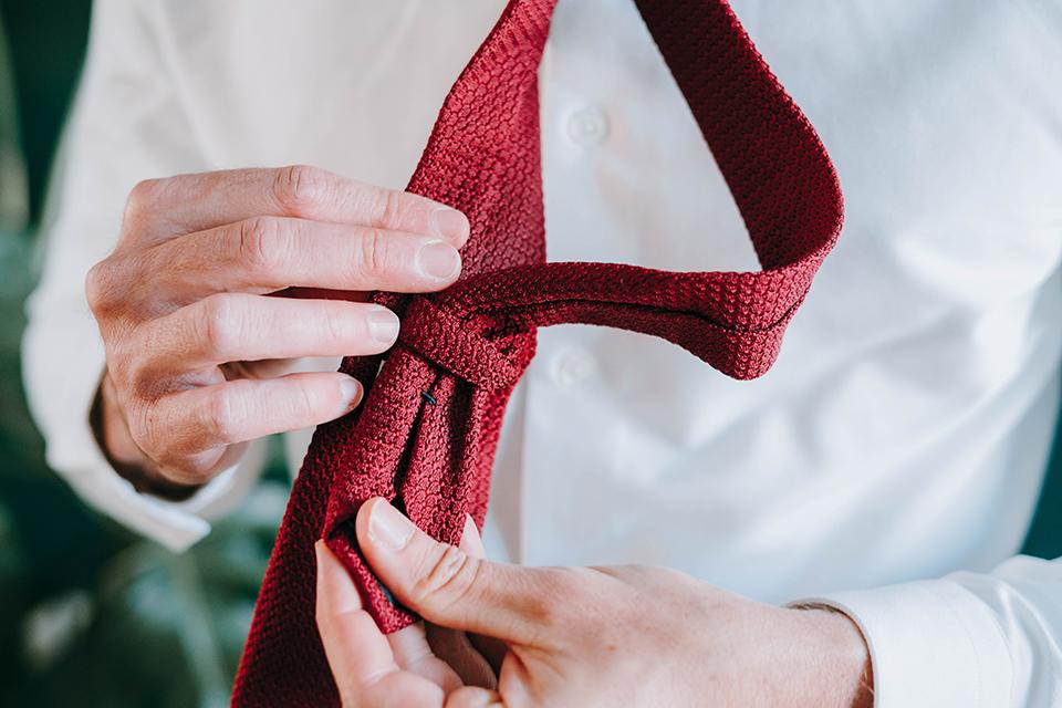 Porter Cravate Intro