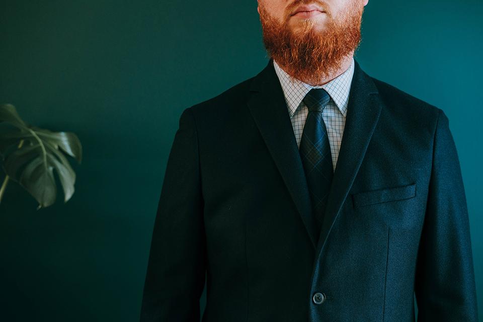 Porter Cravate Noeud Windsor