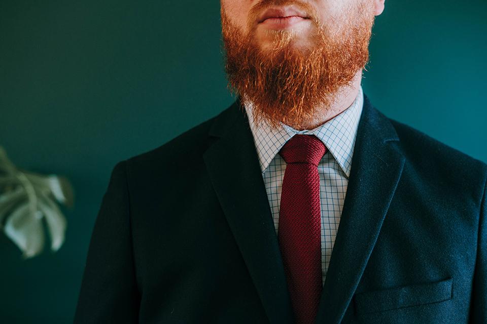 Porter Cravate Petit Noeud