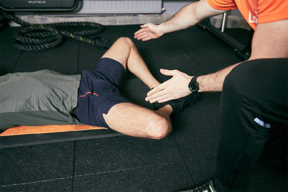 sit up abdos écartement jambes