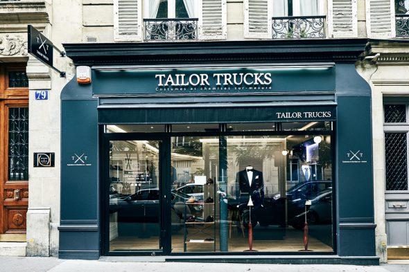 Tailor Trucks Courcelles
