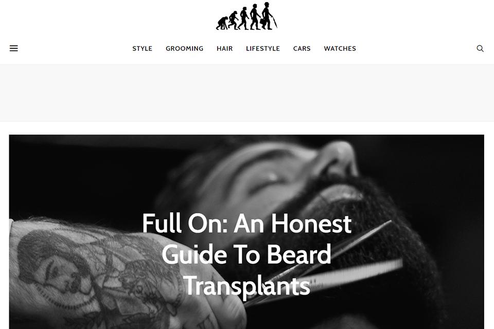 Blog Anglais Ape To Gentleman