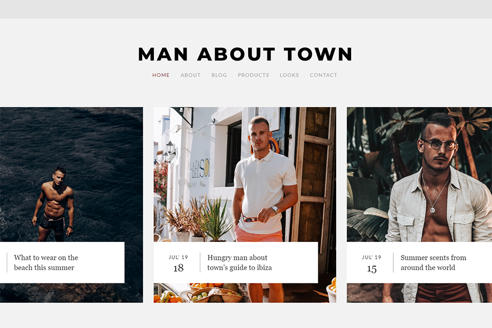 Blog Anglais Manabouttown