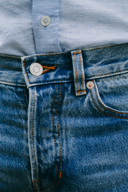 braguette jean arket