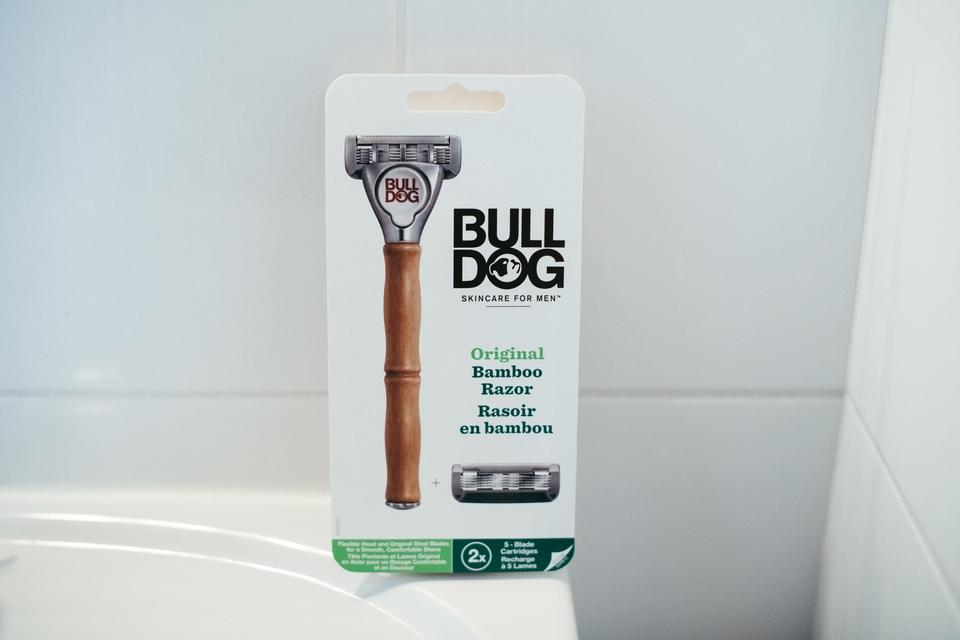 Bulldog Rasoir Manuel