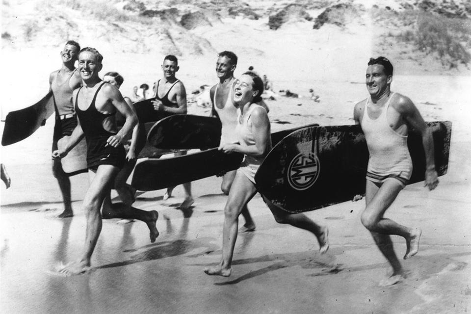 Histoire maillot de bain