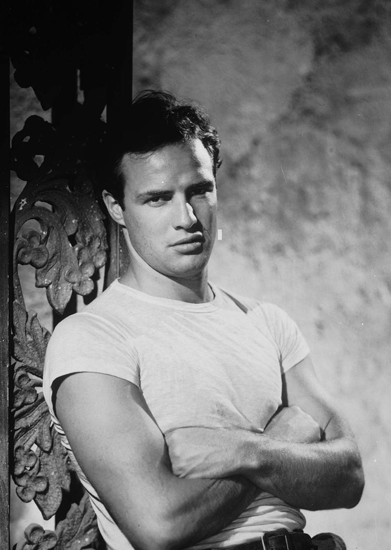 T-shirt Marlon Brando