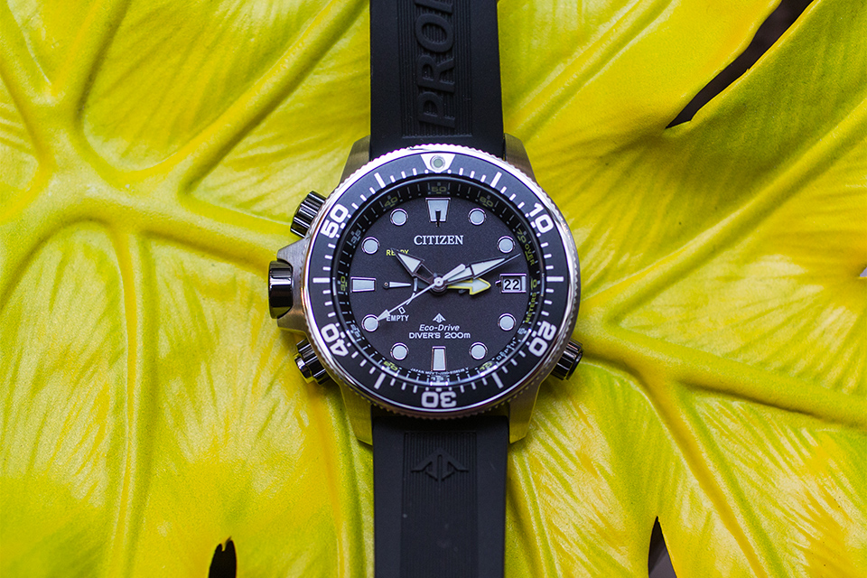 Montre Citizen Promaster Aqualand