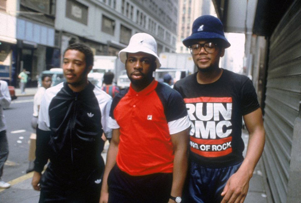 T-shirt Run DMC