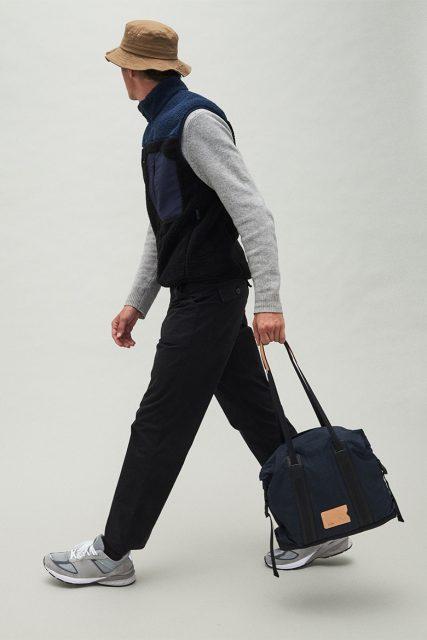 sac bleu de chauffe teklight