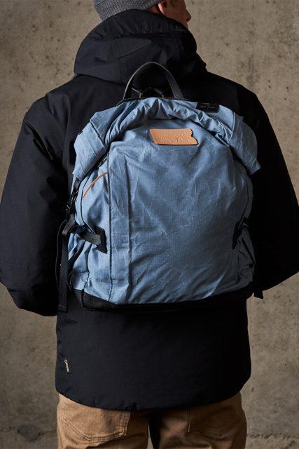 sac teklight bleu de chauffe
