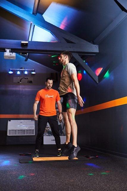 test et avis activité hiit squat jump 1