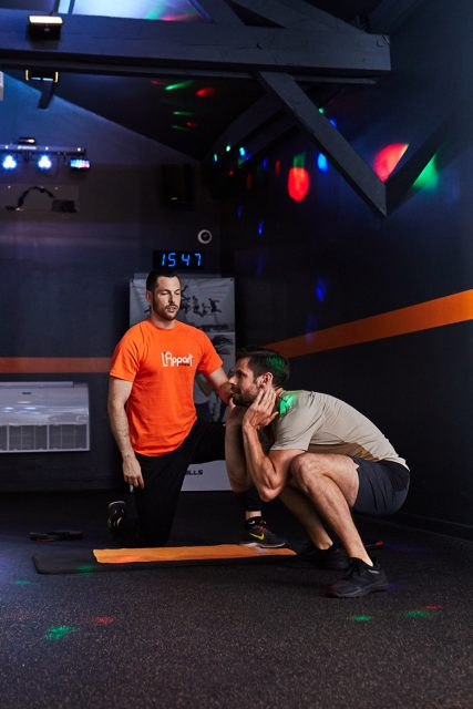 test et avis activité hiit squat jump 2